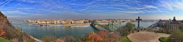 Heights Theme Day: Szpisjak Attila's Budapest Panorama