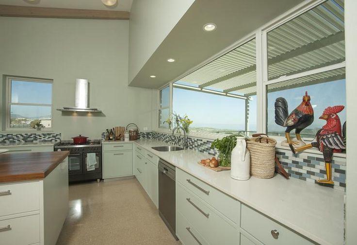 ירוק מול הכנרת: עיצוב בית נופש בגליל התחתון | בניין ודיור