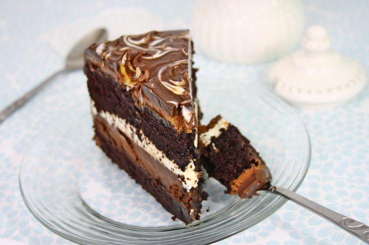 Yaaayyyy finally found a proper recipe for the Tuxedo cake! Tort Tuxedo/ Tuxedo cake