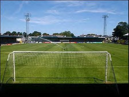 Plainmoor, Torquay United FC.