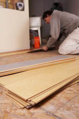 25 best ideas about laminate flooring on walls on. Black Bedroom Furniture Sets. Home Design Ideas