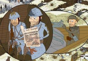 Dossier Première guerre mondiale (© David Berlioz)