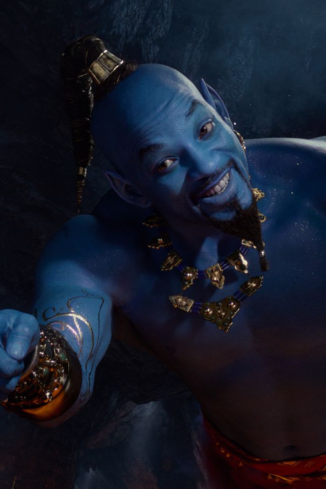 Genie Aladdin 2019 Fond D Ecran De Cellulaire Sur Le Theme De Disney 6 Clubboxingday Boxingday Boxi Rabais Aladdin Wallpaper Aladdin Movie Aladdin