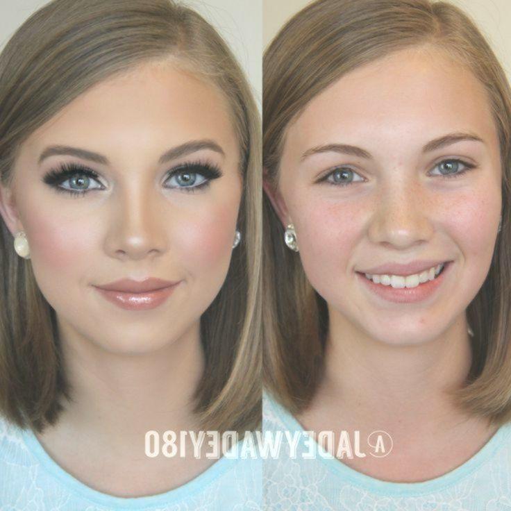 Maquillage Maquillage Avant Apres Maquillage De Mariee Relooking Beaute