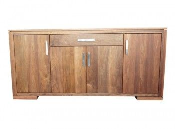 DYBF-140 1 drawer 4 doors SPECIFICATIONS  Timber: Solid Tasmanian Oak/ Blackwood Dimensions: 1800 w 440 d 850 h
