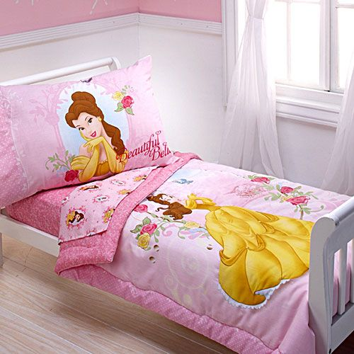 Princess Belle bedding | Ideas for Paige's room ...