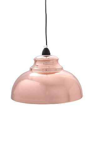 "This contemporary hanging pendant will suit a urban living space and home. Looks great above a kitchen island or dining table, whether hung individually or clustered in a group. Available across colour.Mr Price Home is NRCS (SABS) compliant.<div class=""pdpDescContent""><BR /><b class=""pdpDesc"">Dimensions:</b><BR />L28xH122 cm</div>"