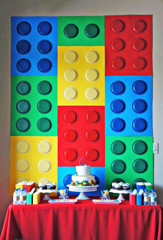 Portfolio – SAROM INspired, birthday, lego, cake, diy, do it yourself