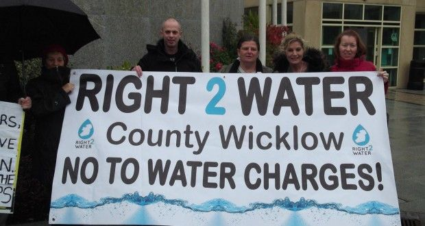 Wicklow councillors vote to abolish Irish Water and end water charges | WicklowNews