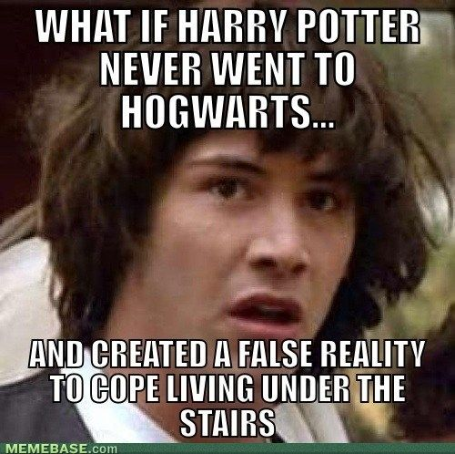Mindfulness Blown, Plot Twist, Harry Potter