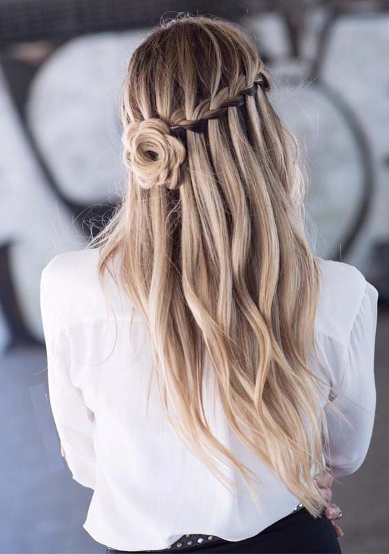 We have compiled here some of the best braids and wedding hairstyles to wear on all the special events in year 2019. You may use to wear our best styles of braids for more cute hair styles.