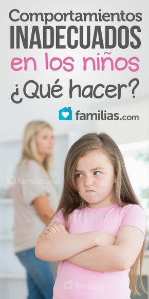 Debido a la falta de tiempo de los padres, los niños adquieren comportamientos inadecuados. En este artículo propongo y explico algunos de estos trast...
