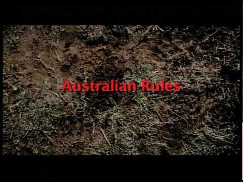 The Trailer for Australian Rules, Adapted from the Novel 'Deadly Unna?' by…