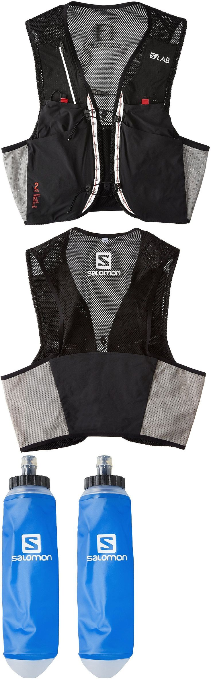 Other Unisex Clothing and Accs 167905: New! Salomon S-Lab Sense 2 Set Running Vest 393818 Color Black Size Small -> BUY IT NOW ONLY: $99.95 on eBay!