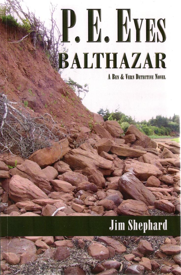 """P.E.Eyes - Volume 2 """"Balthazar"""""""
