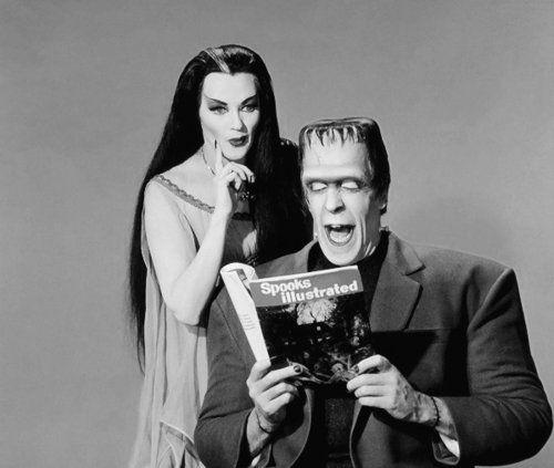 Lily & Herman - The MunstersAdam Families, Childhood Memories, Movie, Munsters 19641966, Lilies Munsters, The Munsters, Herman Munsters, Halloween, Classic Tv