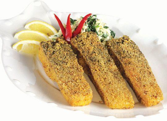 Trefa Supermarket - Recepty - Hlavní jídla -  Křupavý kapr