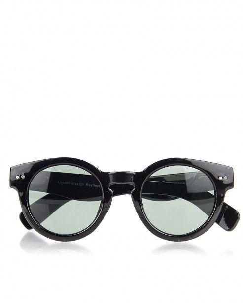 Viola night black sunglasses #ARWishlist