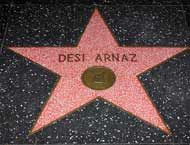 Desi Arnaz hollywood stars walk of fame | south side of the 6200 block of hollywood boulevard for television