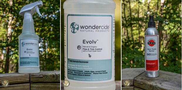 Wondercide: All Natural & Organic Flea & Tick Control | It's a Lab Thing