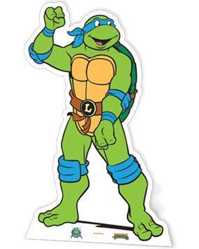 Ninja Turtles Leonardo Carboard Cutout - 147cm