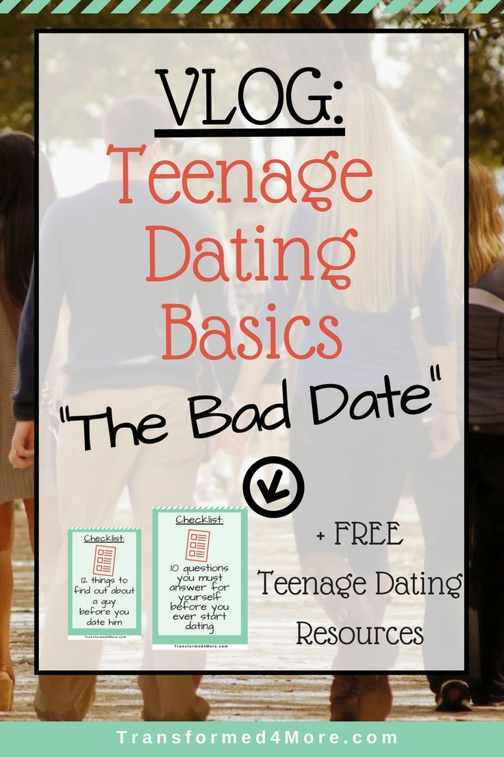 Christian teen and dating