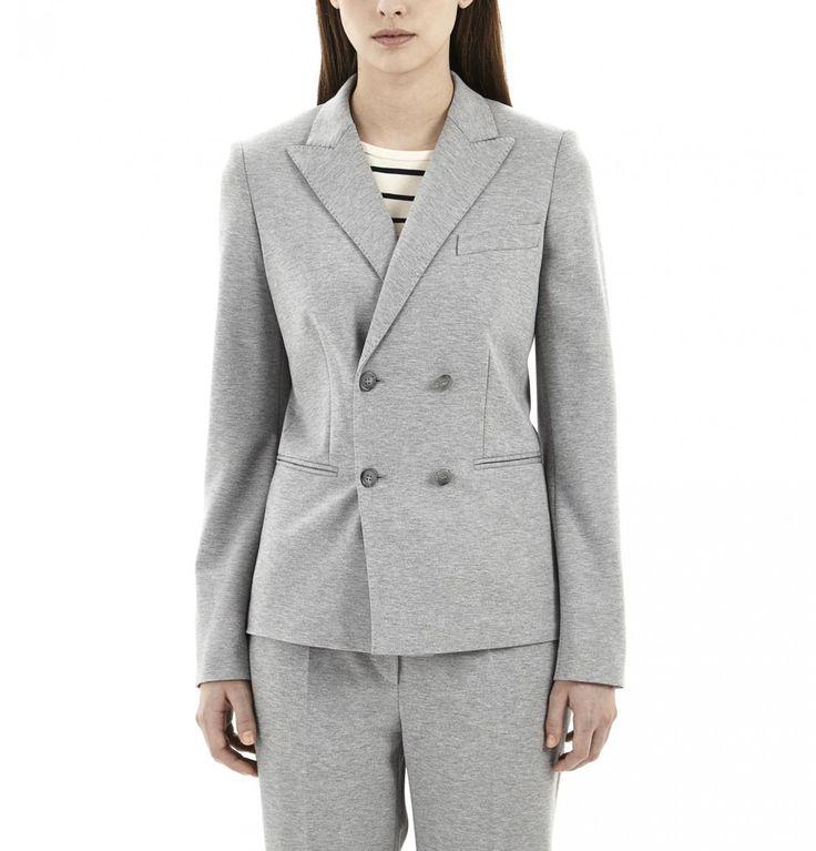Light Grey OXA Jacket