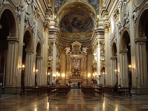 Chiesa di San Filippo Neri - Roma