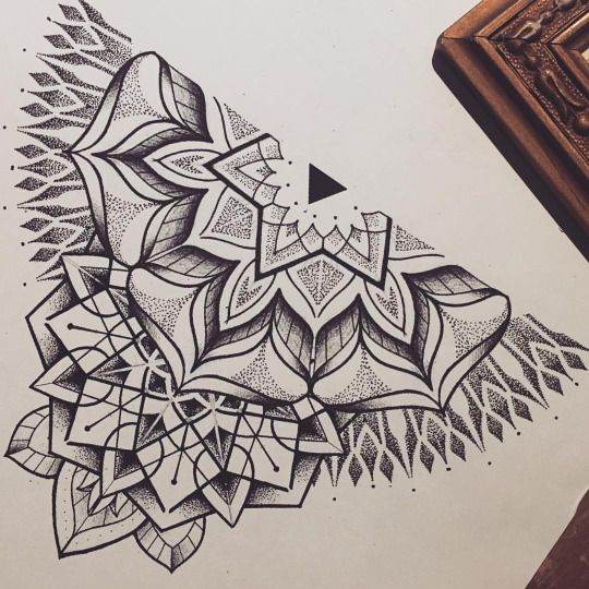 9 Mandala Tattoo Designs And Ideas: Best 25+ Geometric Mandala Ideas On Pinterest