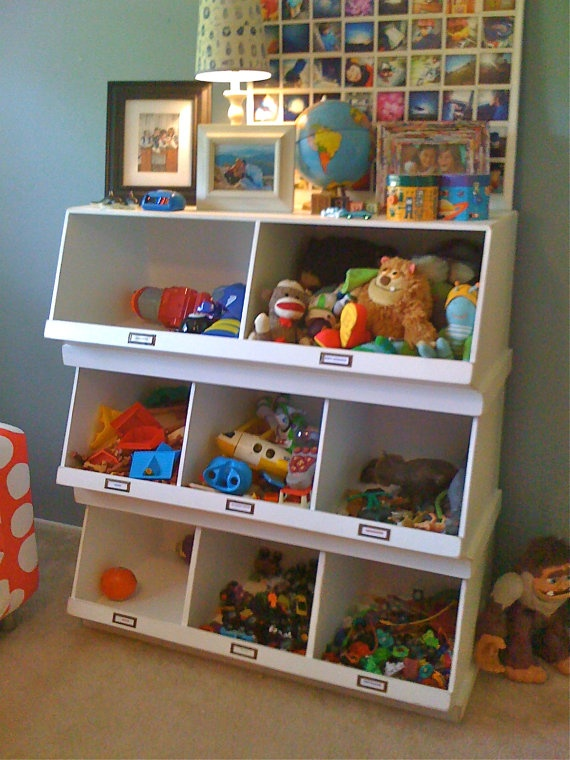 123 Best Kids Toy Storage Ideas Images On Pinterest Good