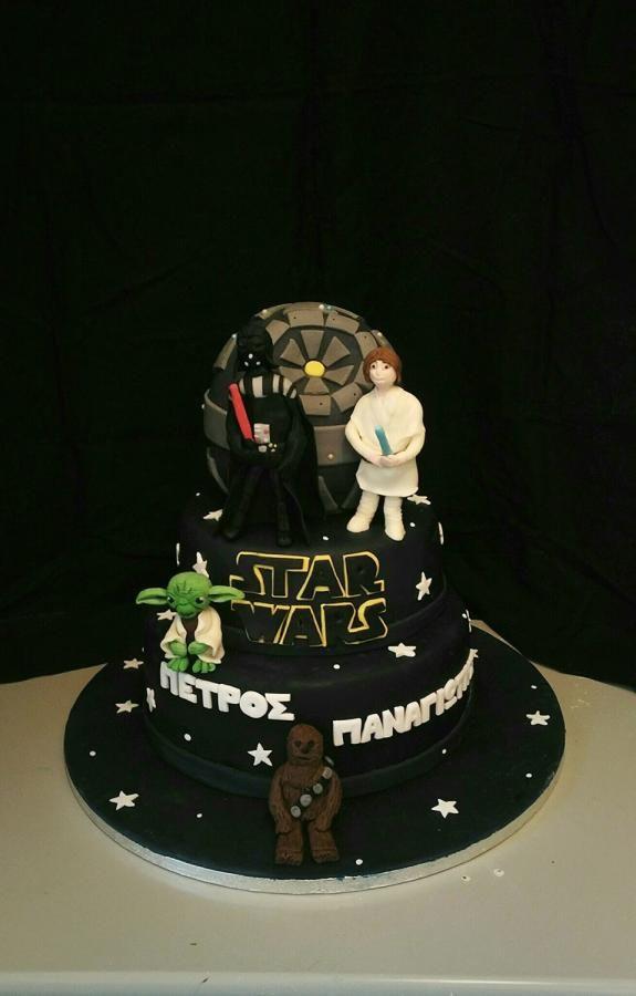Star wars - Cake by nef_cake_deco