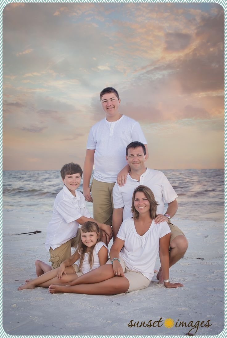 1000 Ideas About Family Beach Pictures On Pinterest