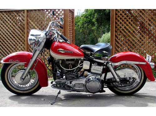 1965 HARLEY DAVIDSON ElectraGlide. My Dream Bike