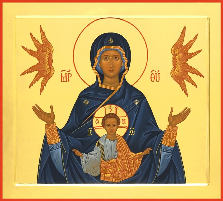표상의 성모 (The Virgin of Representation)