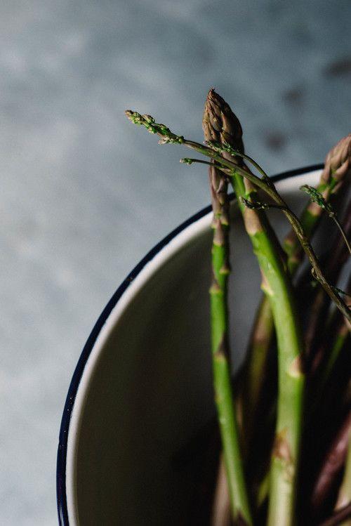 asparagus   dolly and oatmeal