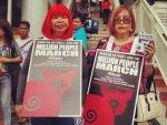 Ayala anti-pork march to focus on alternatives, concrete actions The sequel of the Million People March at Ayala on Friday will focus on concrete calls against the pork barrel system, organizers said.