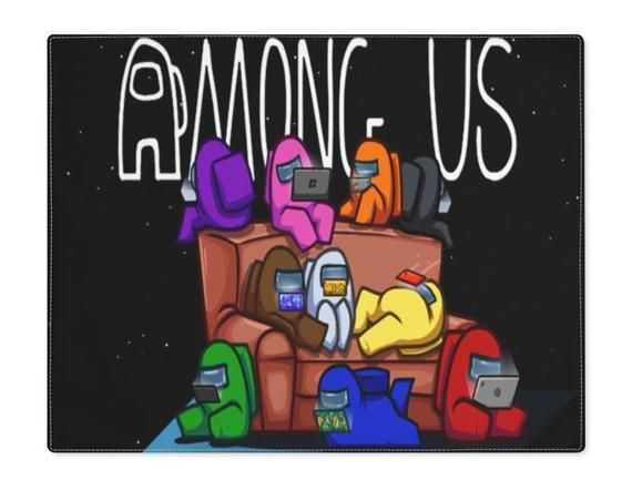 Among Us Placemat Among Us Gamer Gift Table Decor Housewarming Gift In 2021 Gaming Wallpapers Cartoon Wallpaper Cute Cartoon Wallpapers Wallpaper hd pc among us