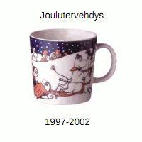 Joulutervehdys (1997-2002)