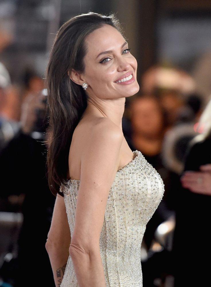 """Angelina Jolie breaks silence on Brad Pitt divorce: """"It's been a difficult few months."""""""