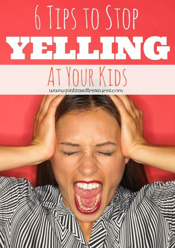 Are you a yelling mom? Try this no fail, no yell plan to stop the detrimental habit that is robbing your home of peace! #parentingtips #yellingmoms
