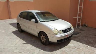VW polo 2004 - AED 8,000