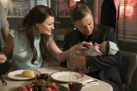 "I love that Gideon was given the chance to live a real life with his real family. Belle, Rumple, and baby Gideon ""The Final Battle"" 6x21/22"