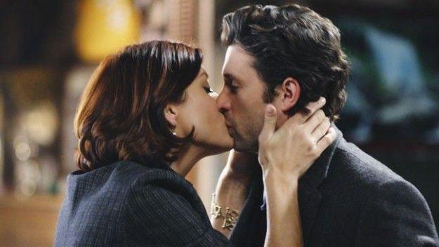 Grey's Anatomy Addison and Derek   ... le date di partenza di Grey's Anatomy, Once Upon A Time e gli altri