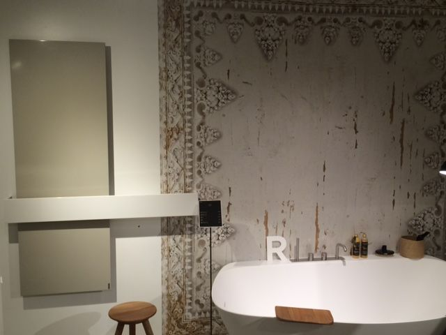 Opening event - #Trentini showroom - #Tubesradiatori partner. #SQUARE COMPOSITION [design Ludovica+Roberto Palomba]
