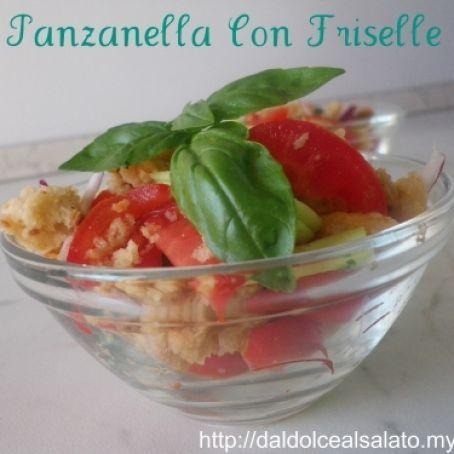 Panzanella con le friselle