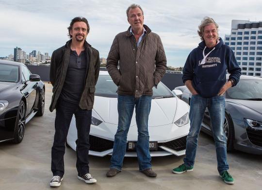 """The trio and long time executive producer Andy Wilman, will produce a successor to """"Top Gear"""" on its subscription streaming service in 2016"""