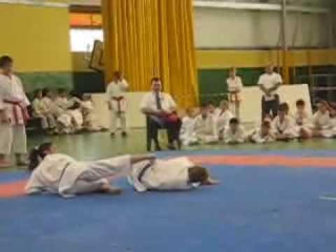 Empi bunkai shotokan karate kata