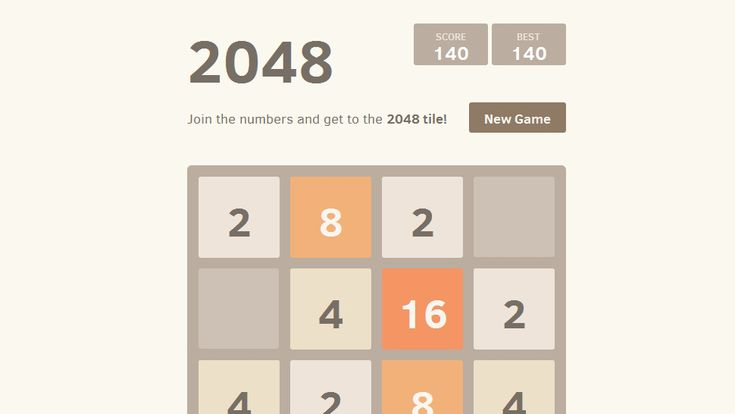 Have you tried the fun 2048 game yet? Whether you're a novice or an expert, I have some tips that will help you reach the next level....