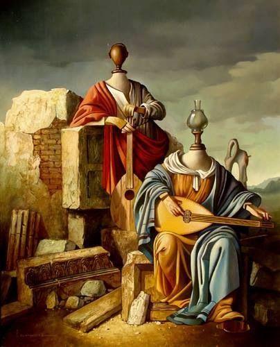 Sonata renacentista por Vito Campanella