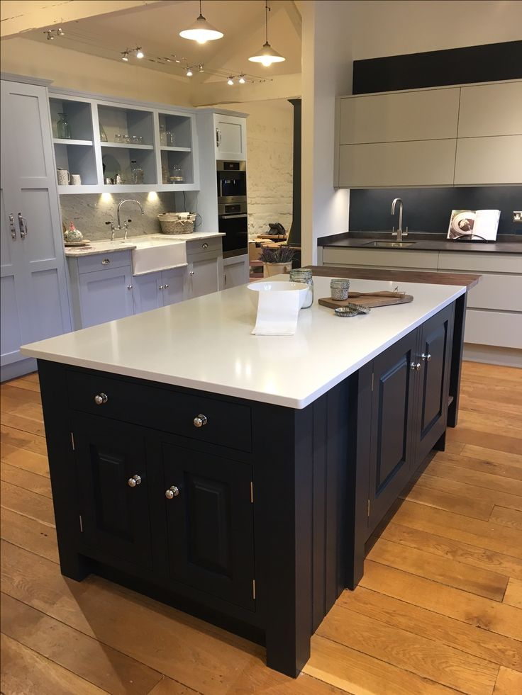 This Beautiful Kitchen Island From John Lewis Of Hungerford Is A Mix Traditional Framed Artisan